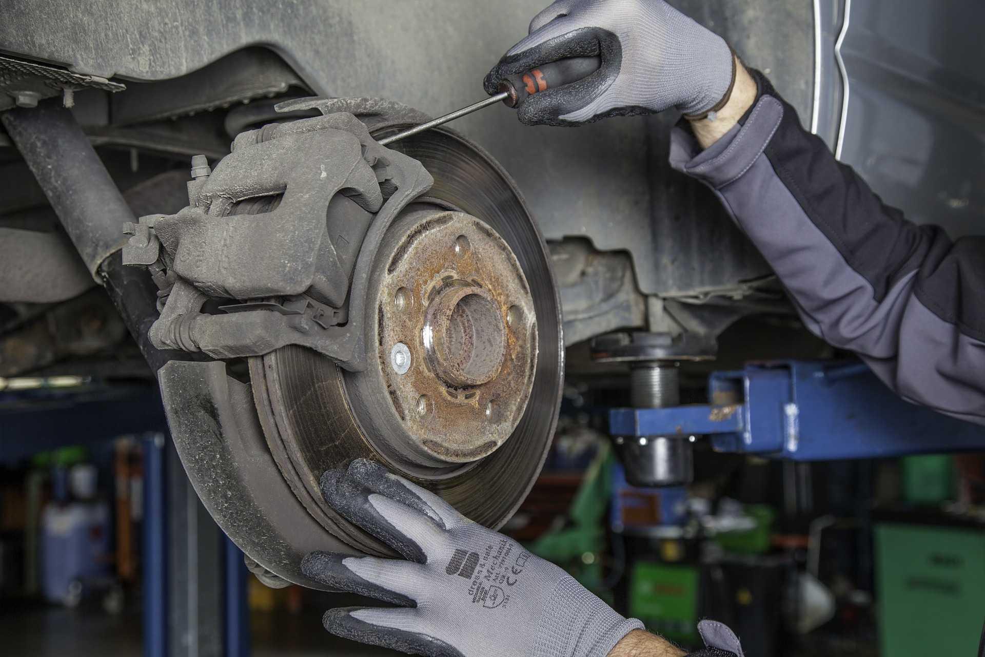 Réparation de freins St-Jérome